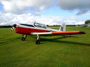 De Havilland Chipmunk DCH1